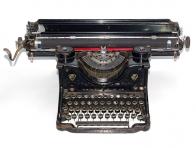 OLIVETTI M40-1 TAB ITALY - ANNO PRODUZIONE1930