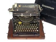 UNDERWOOD STANDARD N.5 U.S.A. 1901 (2)