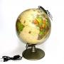 Globo geografico diametro 30 cm Modello 06989 con luce interna